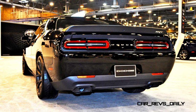 2015 Dodge Challenger SRT Hellcat 15