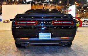 2015 Dodge Challenger SRT Hellcat 17