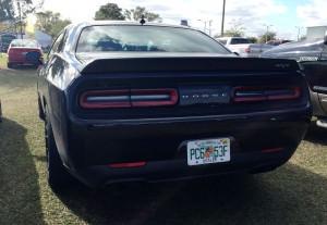 2015 Dodge Challenger SRT Hellcat 28