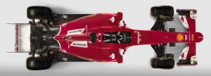 2015 F1 Cars Comparo - Infiniti RB11 vs McLaren-Honda MP4-30 vs AMG W06 vs Ferrari SF15T 13