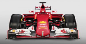 2015 F1 Cars Comparo - Infiniti RB11 vs McLaren-Honda MP4-30 vs AMG W06 vs Ferrari SF15T 14