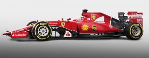 2015 F1 Cars Comparo - Infiniti RB11 vs McLaren-Honda MP4-30 vs AMG W06 vs Ferrari SF15T 16