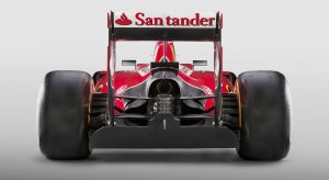 2015 F1 Cars Comparo - Infiniti RB11 vs McLaren-Honda MP4-30 vs AMG W06 vs Ferrari SF15T 18