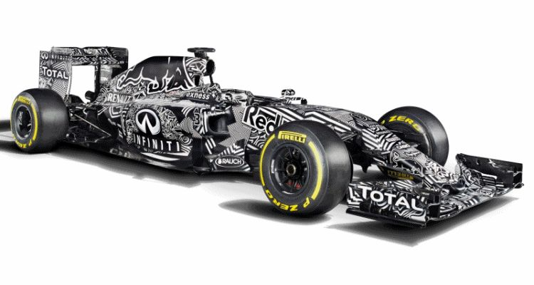 2015 F1 Cars Comparo - Infiniti RB11 vs McLaren-Honda MP4-30 vs AMG W06 vs Ferrari SF15T 19