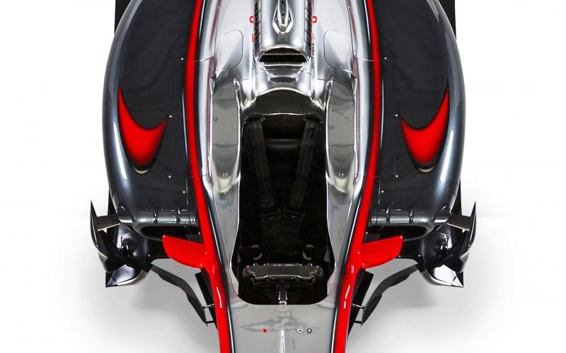 2015 F1 Cars Comparo - Infiniti RB11 vs McLaren-Honda MP4-30 vs AMG W06 vs Ferrari SF15T 23