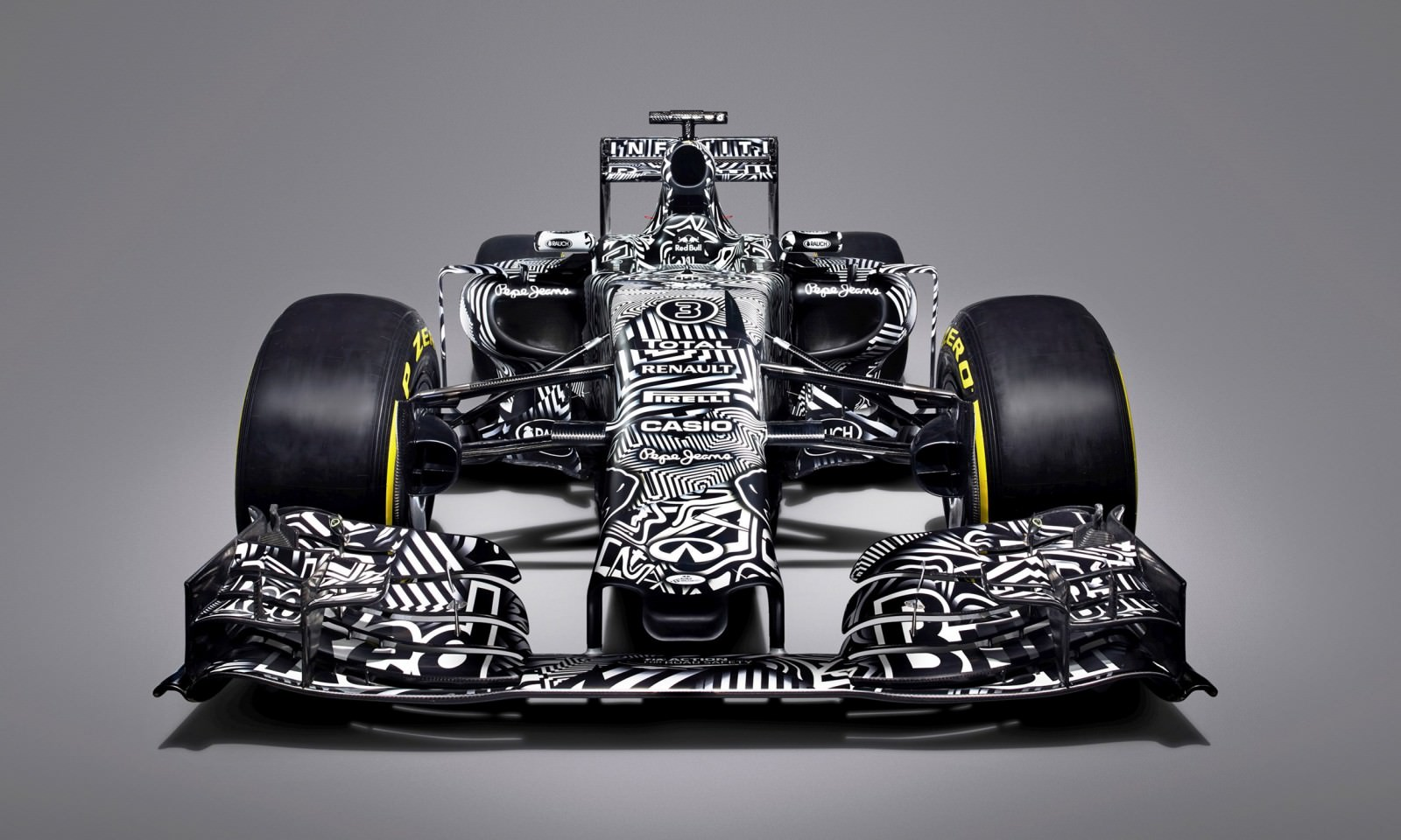 Infiniti Red Bull Racing RB11 photographed in Milton Keynes, UK