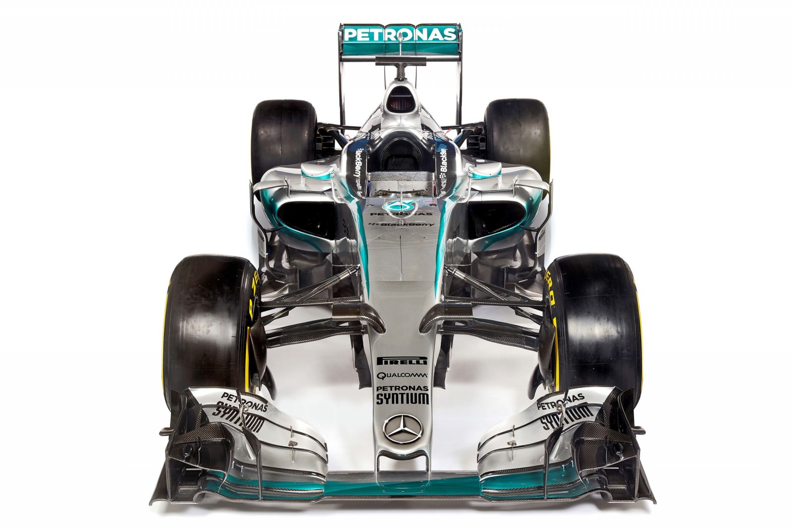 2015 F1 Cars Comparo - Infiniti RB11 vs McLaren-Honda MP4-30 vs AMG W06 vs Ferrari SF15T 39