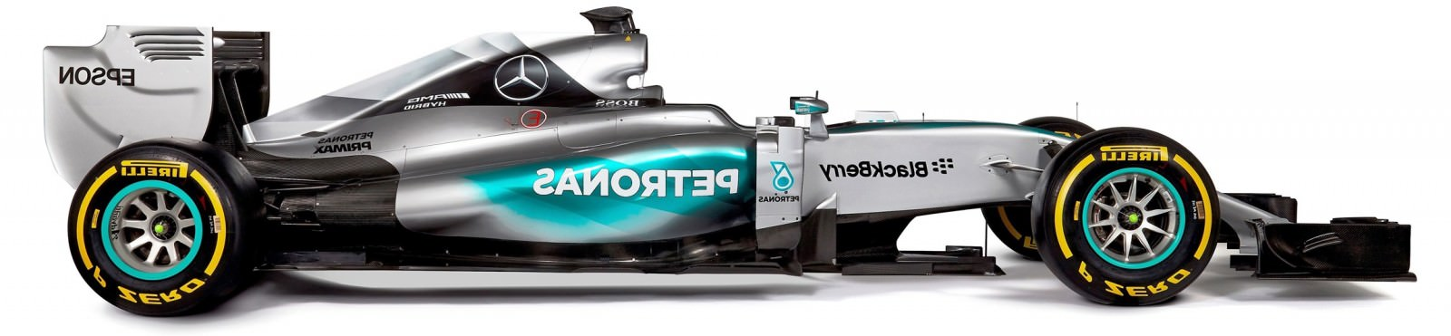 2015 F1 Cars Comparo - Infiniti RB11 vs McLaren-Honda MP4-30 vs AMG W06 vs Ferrari SF15T 40