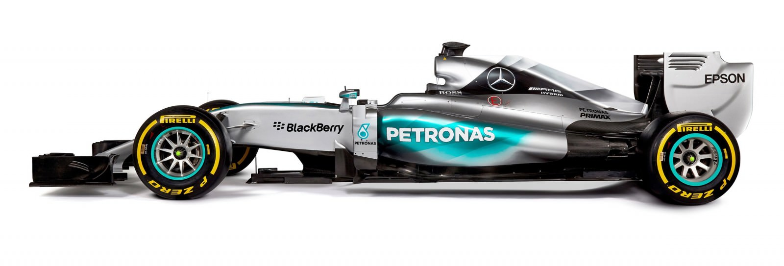 2015 F1 Cars Comparo - Infiniti RB11 vs McLaren-Honda MP4-30 vs AMG W06 vs Ferrari SF15T 41