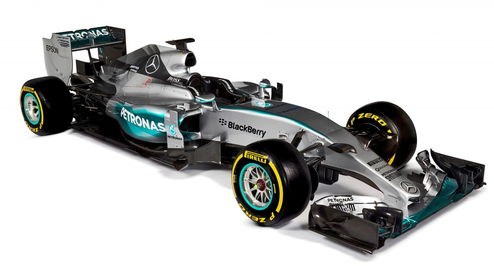 2015 F1 Cars Comparo - Infiniti RB11 vs McLaren-Honda MP4-30 vs AMG W06 vs Ferrari SF15T 43