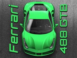 2015 Ferrari 488GTB Colors 10