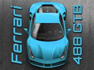 2015 Ferrari 488GTB Colors 12
