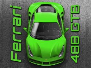 2015 Ferrari 488GTB Colors 16