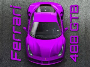 2015 Ferrari 488GTB Colors 2