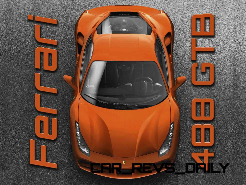 2015 Ferrari 488GTB Colors 20