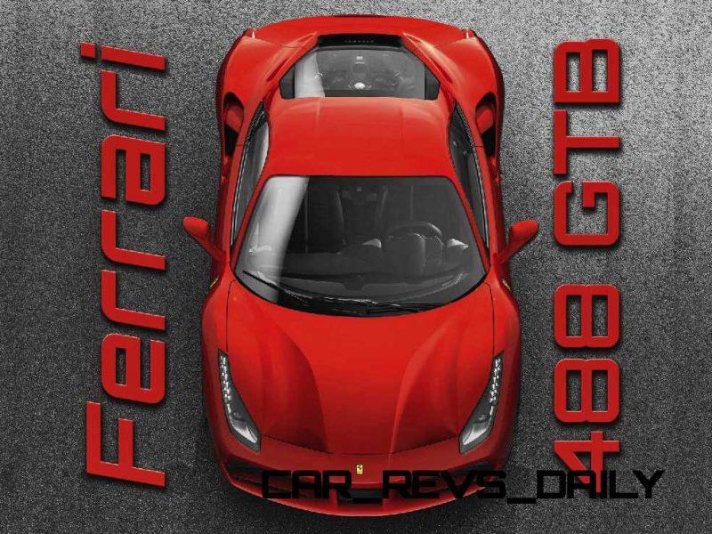 2015 Ferrari 488GTB Colors 21
