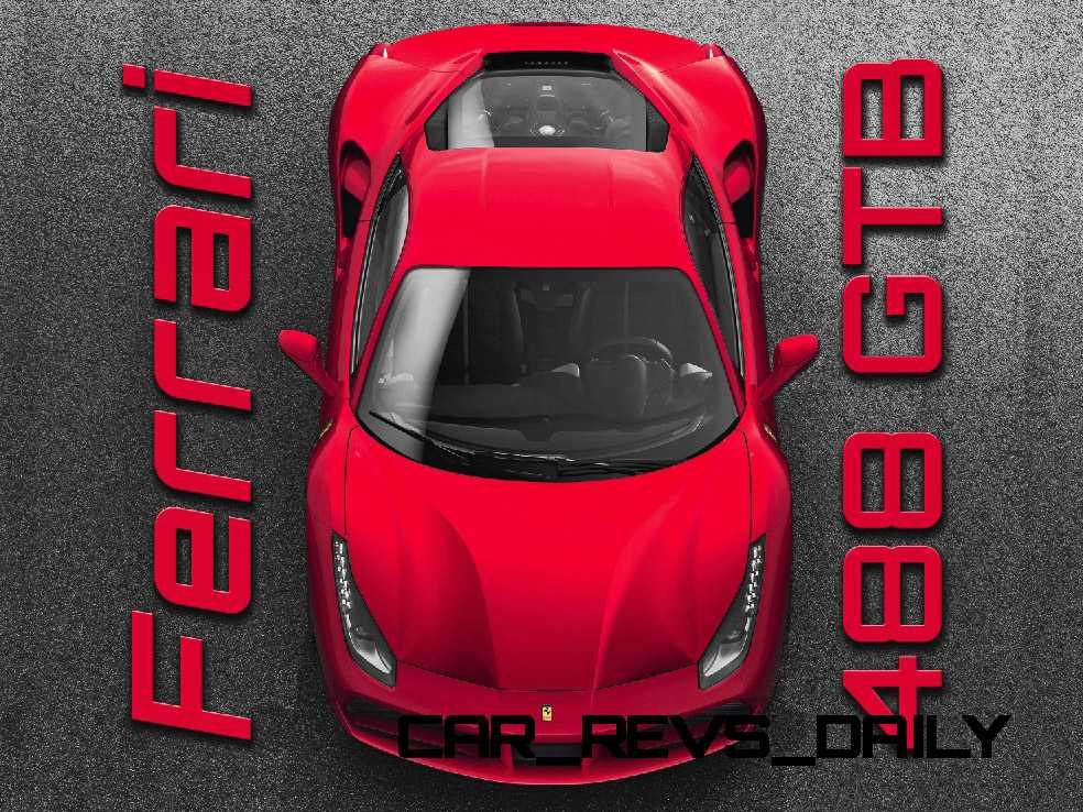 2015 Ferrari 488GTB Colors 22