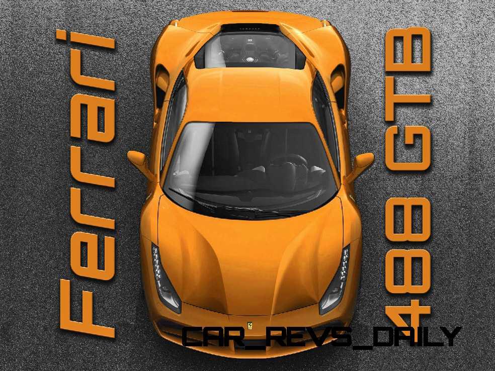 2015 Ferrari 488GTB Colors 24