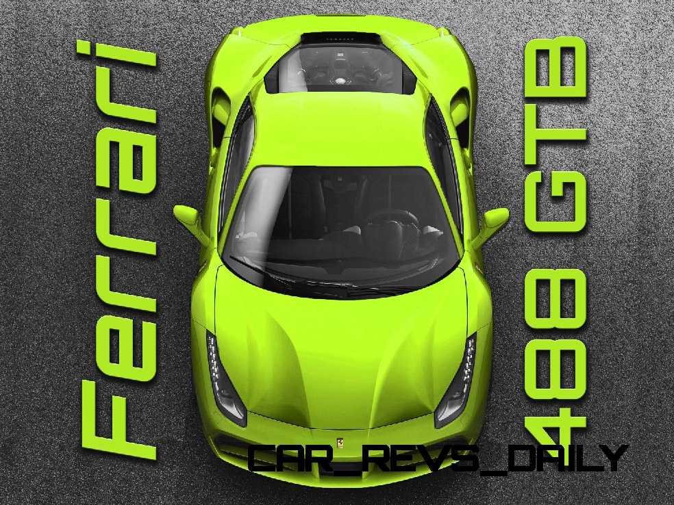 2015 Ferrari 488GTB Colors 27