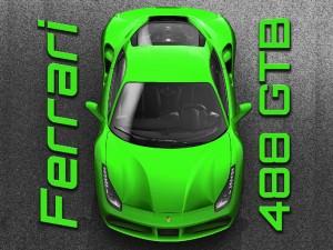 2015 Ferrari 488GTB Colors 28
