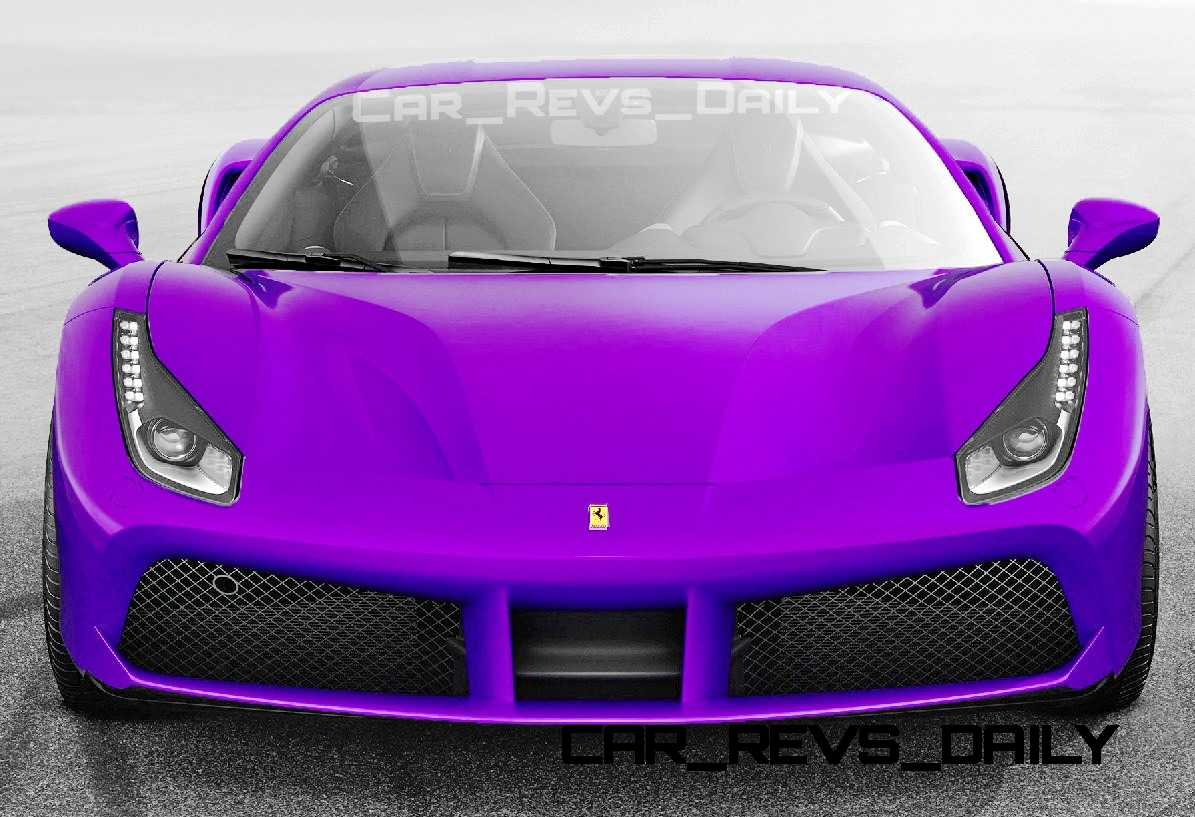 2015 Ferrari 488GTB Colors 30