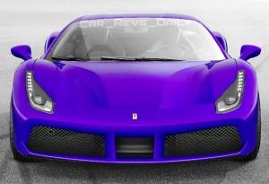 2015 Ferrari 488GTB Colors 31