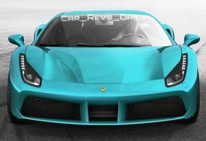 2015 Ferrari 488GTB Colors 34