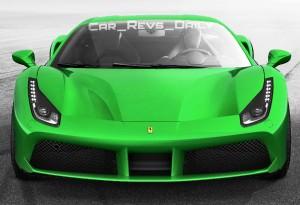 2015 Ferrari 488GTB Colors 36