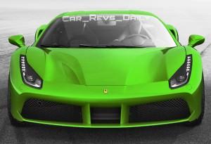 2015 Ferrari 488GTB Colors 38