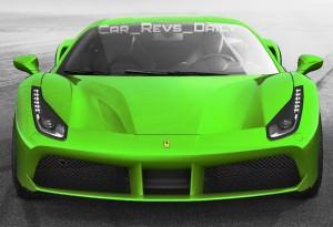 2015 Ferrari 488GTB Colors 39