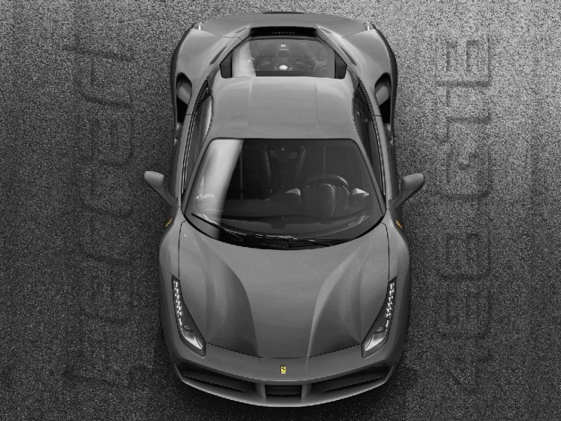 2015 Ferrari 488GTB Colors 4