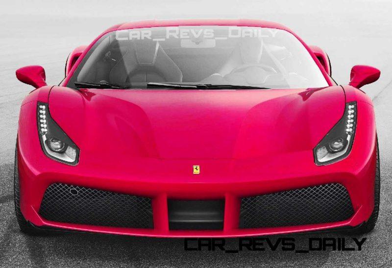 2015 Ferrari 488GTB Colors 43