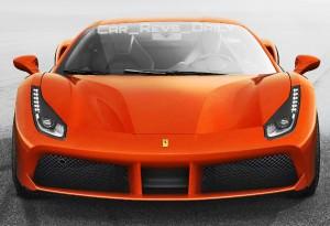 2015 Ferrari 488GTB Colors 45