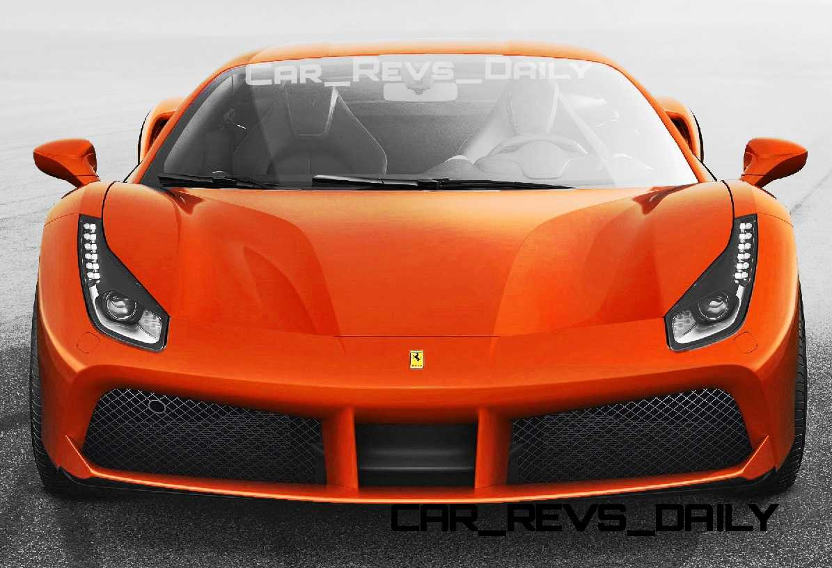 2015 Ferrari 488GTB Colors 45