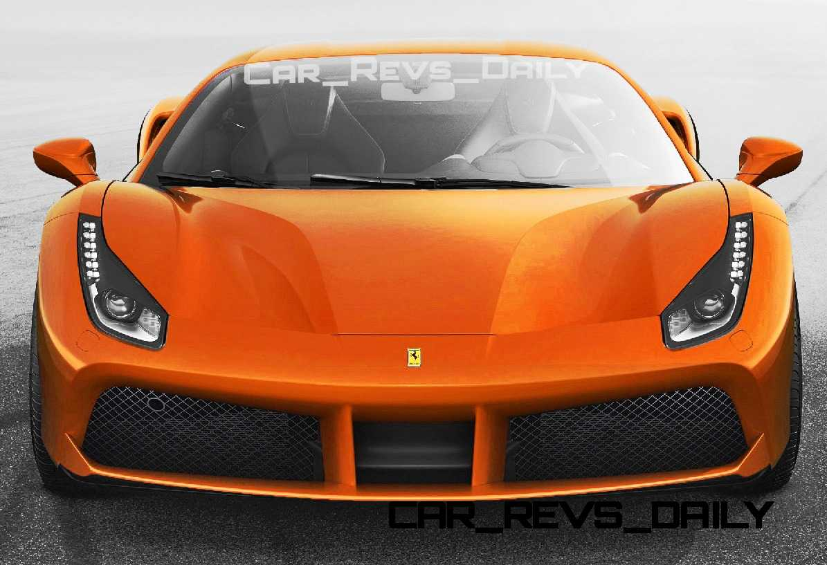 2015 Ferrari 488GTB Colors 46