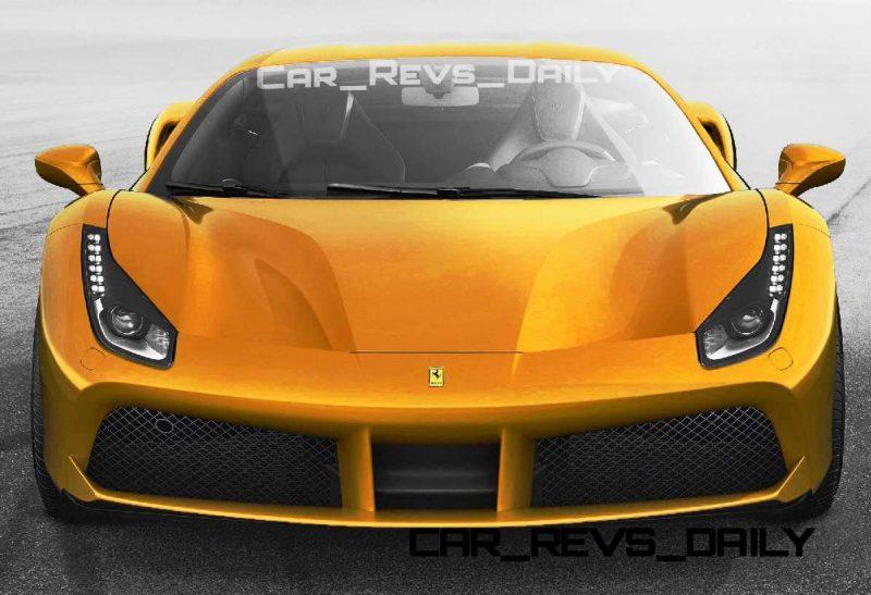2015 Ferrari 488GTB Colors 47