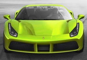 2015 Ferrari 488GTB Colors 49