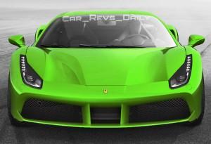 2015 Ferrari 488GTB Colors 51