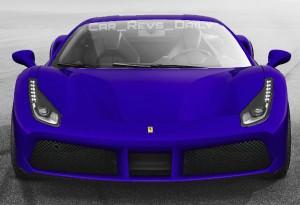 2015 Ferrari 488GTB Colors 54