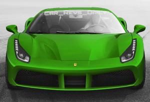 2015 Ferrari 488GTB Colors 55