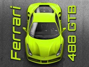 2015 Ferrari 488GTB Colors 57