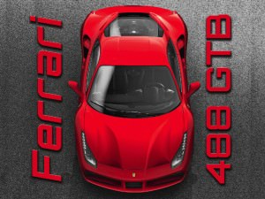 2015 Ferrari 488GTB Colors 6