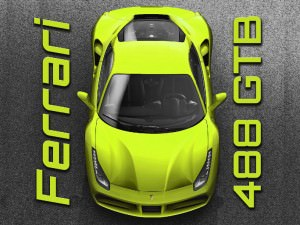 2015 Ferrari 488GTB Colors 8