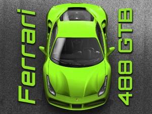 2015 Ferrari 488GTB Colors 9