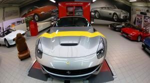 2015 Ferrari F12 Tour de France 64 25