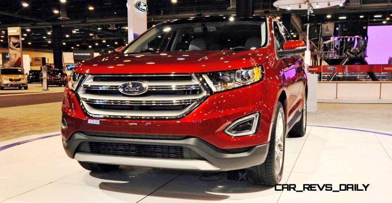 2015 Ford Edge 1