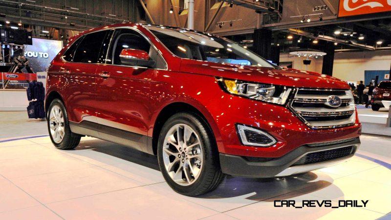 2015 Ford Edge 10