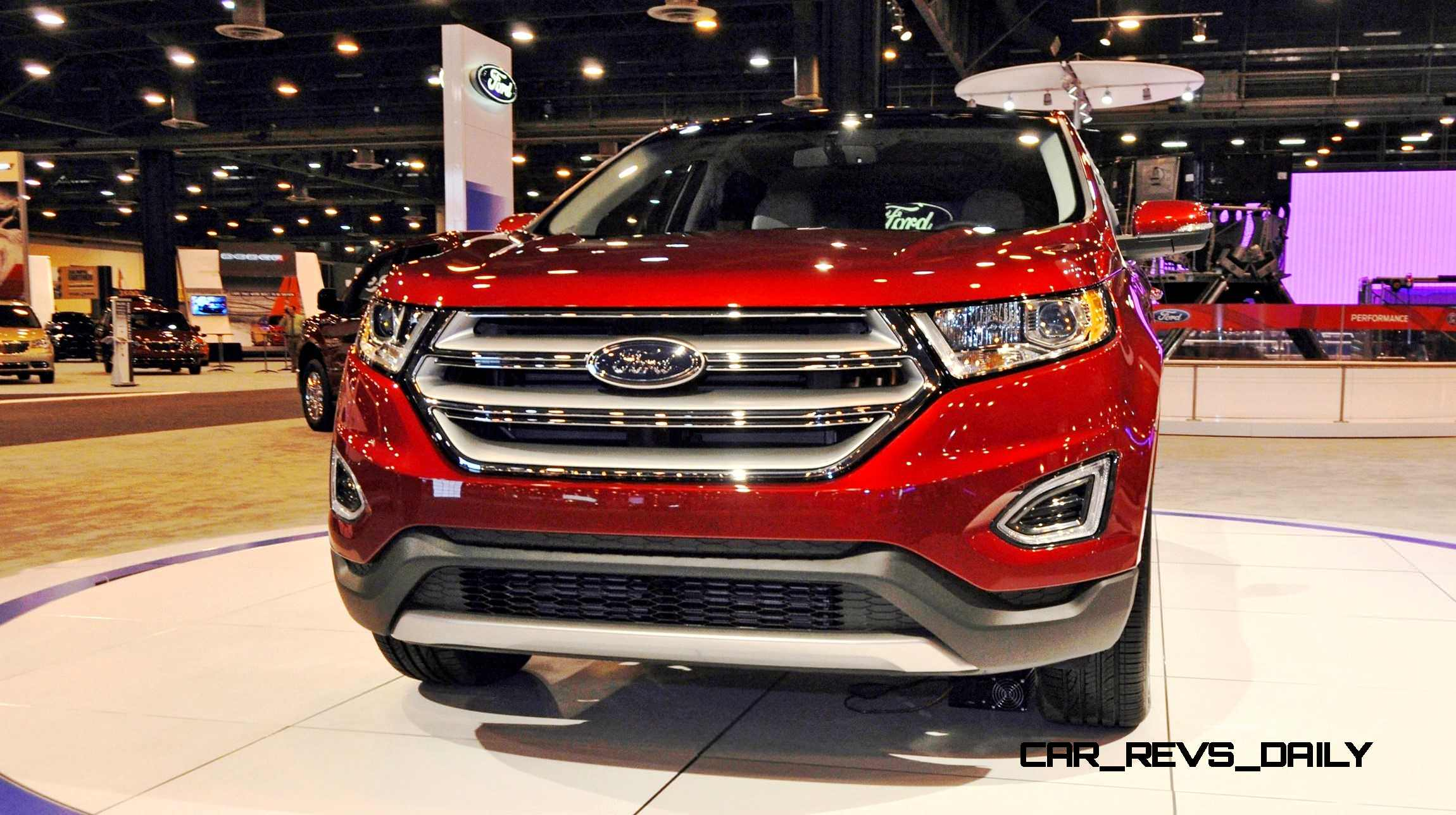 2015 Ford Edge Pricing