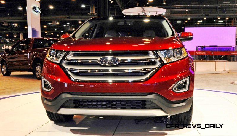 2015 Ford Edge 4