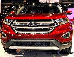 2015 Ford Edge Pricing and Powertrains Revealed